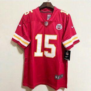 NWT Kansas City Chiefs #15 Patrick Mahomes Jersey